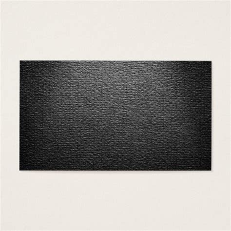 Black Paper Texture For Background Business Card   Zazzle.com