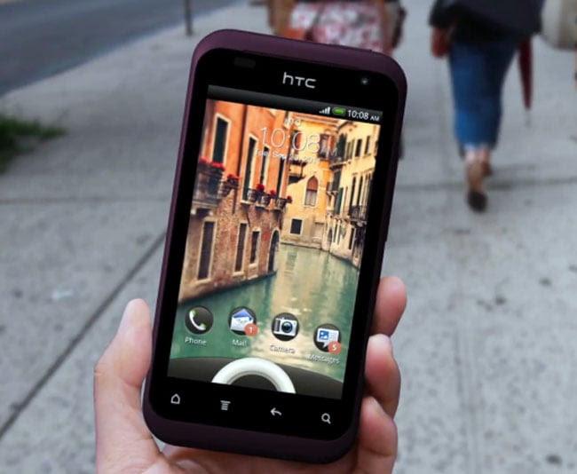 HTCの韻