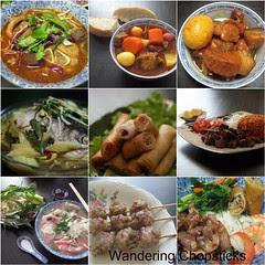 Five Years - Top 9 Wandering Chopsticks Recipes