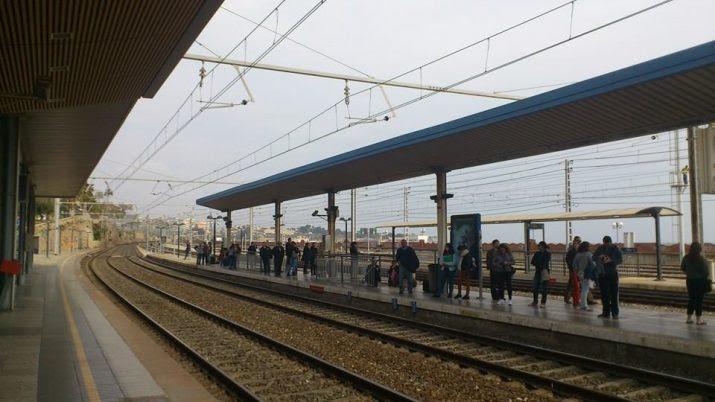 Estació de ferrocarril de Tarragona