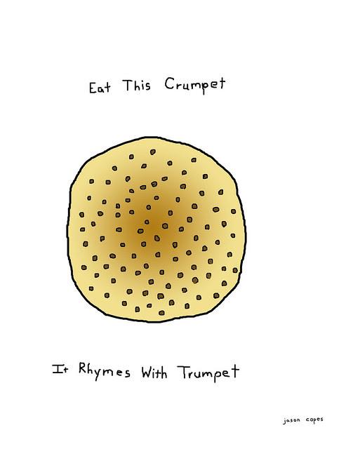 Eat This Crumpet
