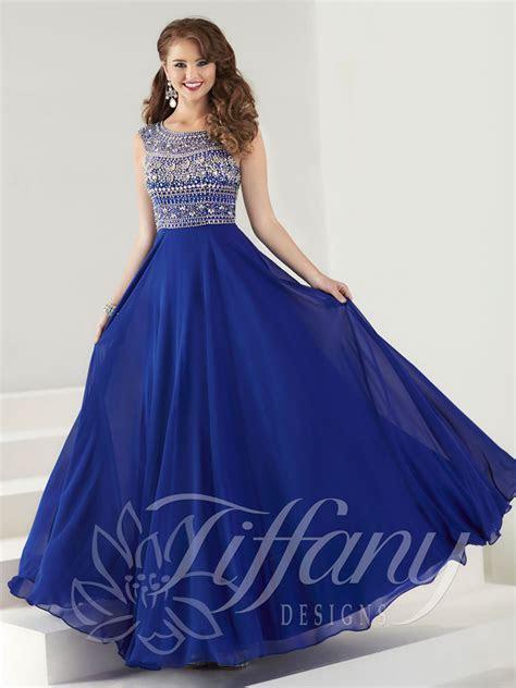 Tiffany Designs   16184   Prom Dress   Prom Gown   16184