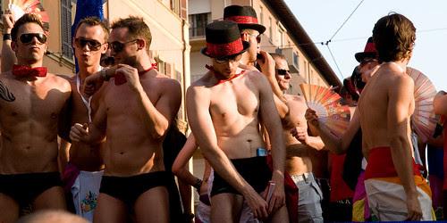Flickr: fusion68k - Bologna Pride 2008
