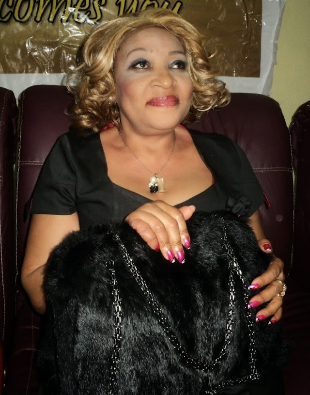 Too Many internal rancour Killing Nollywood: Actress, Ngozi Nwosu