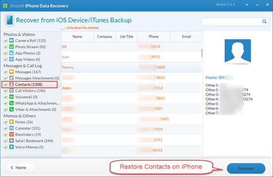 How to Recover Deleted Contacts on iPhone  Others  Xiaomi MIUI Official Forum