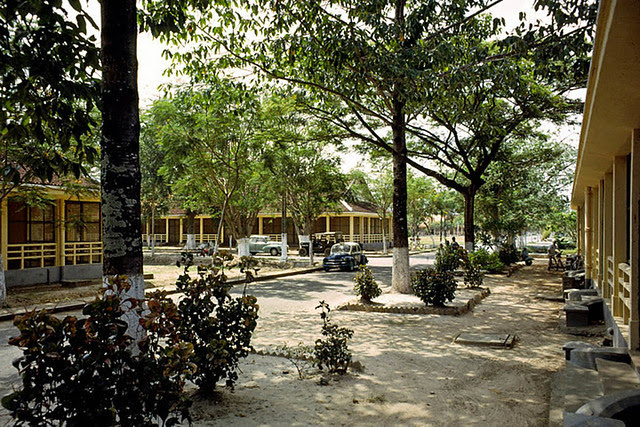 Vietnamese Army Hospital, Saigon