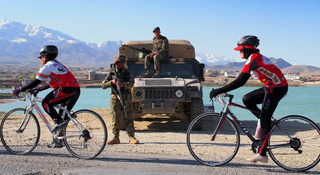 adventure journal afghan womens cycling team 01