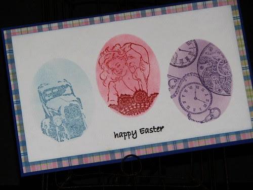 Easter Egg Card 010