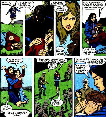 Classic X-Men 42 - PTSD