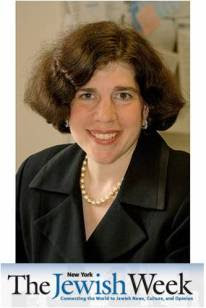 Rabbi Julie Schonfeld - The Jewish Week