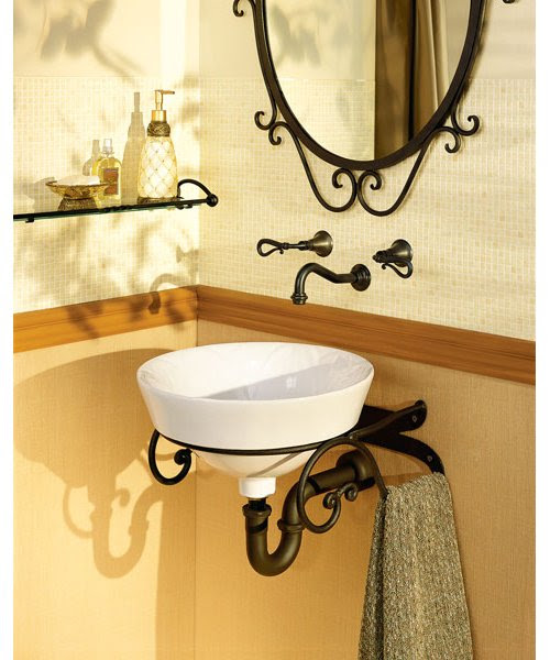 Bathroom Sinks Product Review Pretty Pipes From St Thomas