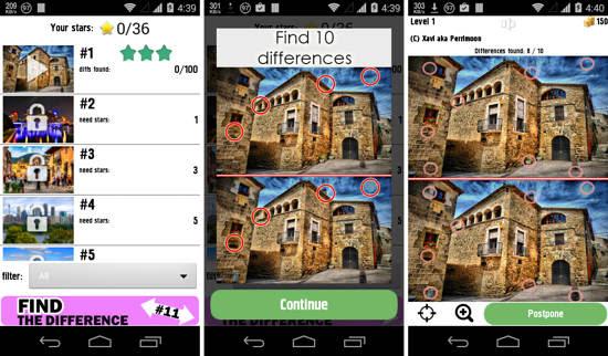 Game Tebak Perbedaan Gambar Gratis Android