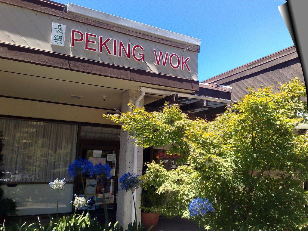 Peking Wok - Closed
