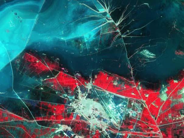 Οι καλύτερες δορυφορικές φωτογραφίες του 2012 (5)