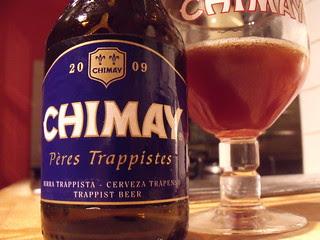 Chimay, Bleue (Blue), Belgium