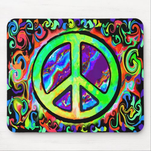peace sign wallpaper. Psychedelic Peace Sign