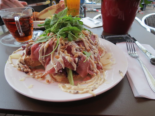 my delicious beef carpaccio