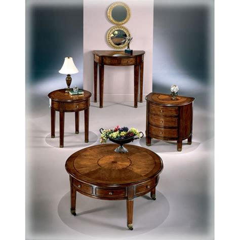 ashley furniture glen eagle living room   table