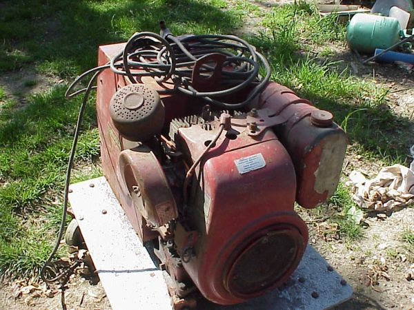 old Lincoln welder/generator...ANY GOOD???