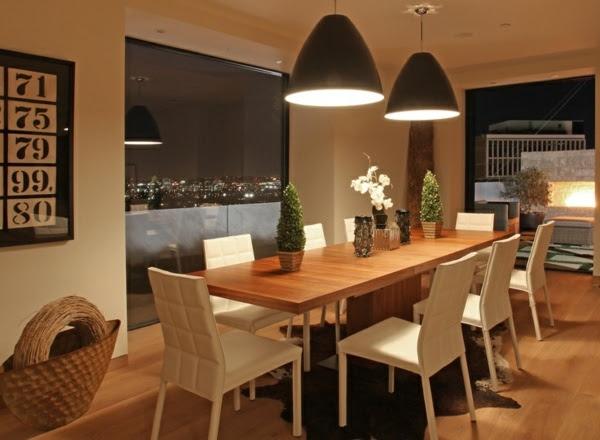 105 Wohnideen für Esszimmer - Design, Tischdeko und ...