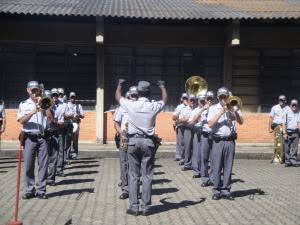 Corpo Musical da Polícia Militar comemora o 155º ano