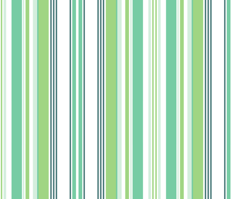 Beach Cabana Stripe 5