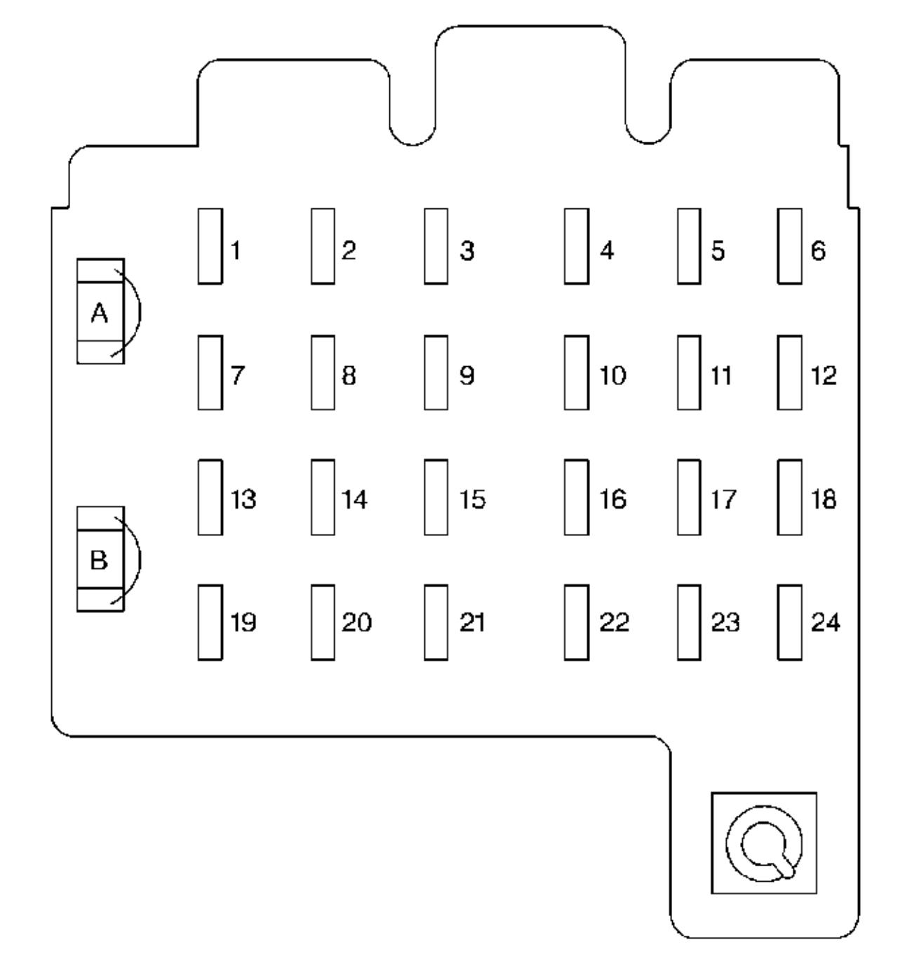 99 Tahoe Fuse Diagram Wiring Diagrams Regular A Regular A Miglioribanche It