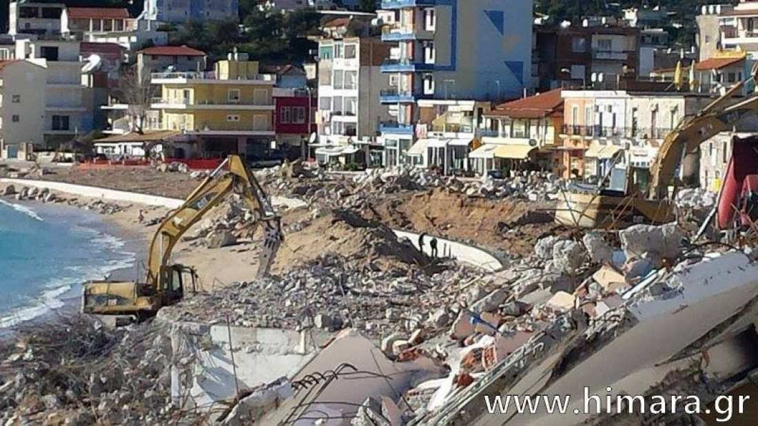 Αυτές είναι οι περιουσίες των Ελλήνων της Χειμάρρας που κατεδαφίζει ο Έντι Ράμα (ΦΩΤΟ -ΒΙΝΤΕΟ)