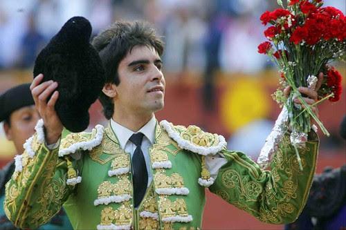 Miguel Ángel Perera en Acho