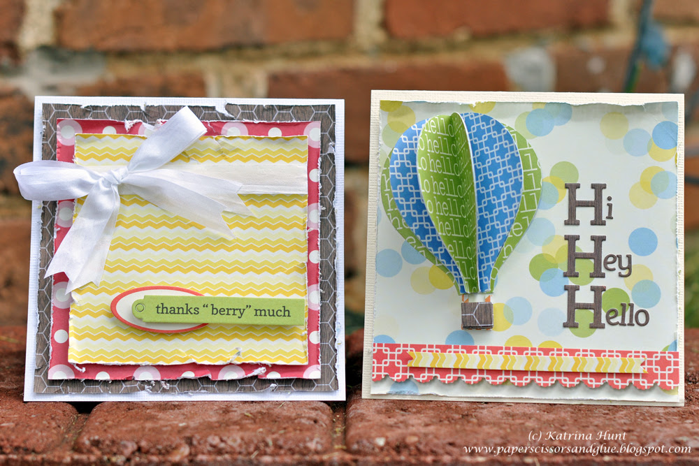 More Cards from my Lily Bee Guest Design