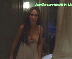 Jennifer Love Hewitt sexy in Ghost Whisperer video compilation - 12 videos