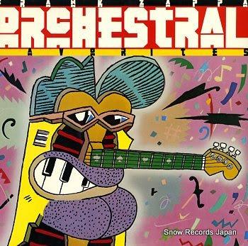 ZAPPA, FRANK orchestral favorites