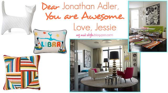 dear jonathan