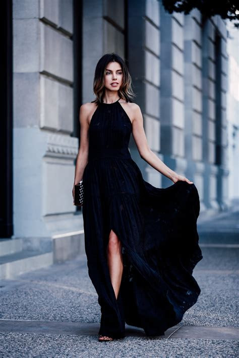 15 Pretty Perfect Black Wedding Guest Outfits   Aisle Perfect