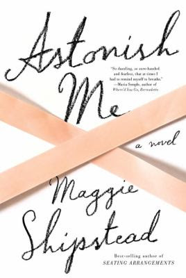 Cover image for Astonish me