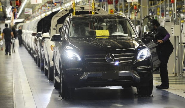Mercedes-Benz to end 2012 with record high output at ...