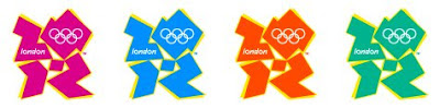 New London 2012 Olympic logo