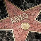 estrella para Anxo en nuestro paseo de la fama