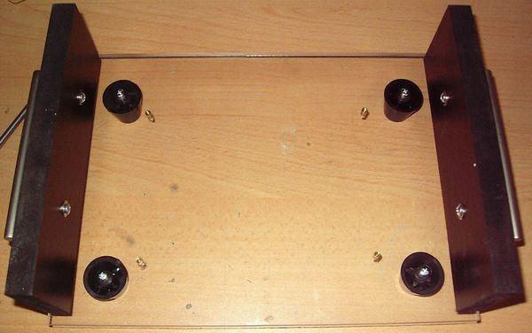 Plegsiglas-an toàn-amp-box