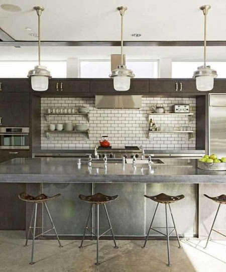 Kitchen Concrete Countertops 24 1 Kindesign