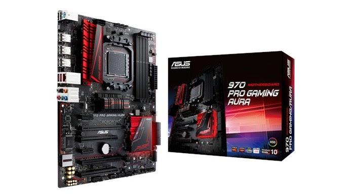 Placa para plataforma AMD que também possui certificação Nvidia (Foto: Divulgação/ASUS)