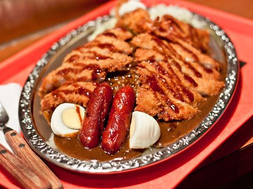 Look at 'em sausages