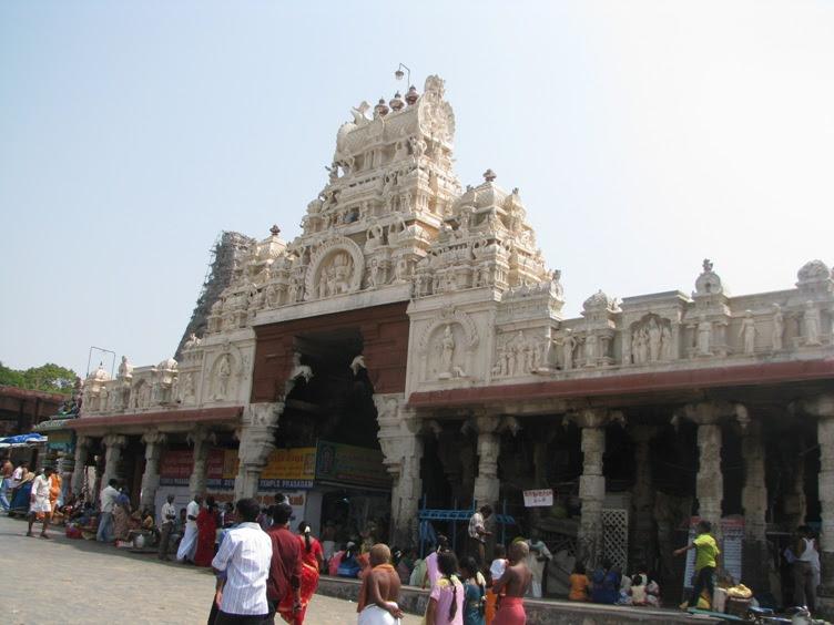 Arulmigu SubramaniaSwamy Temple - Tiruchendur