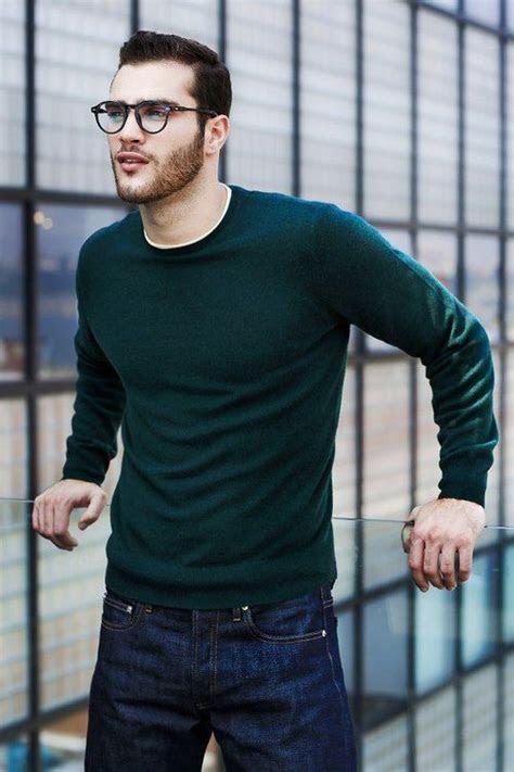 guys wearing sweaters