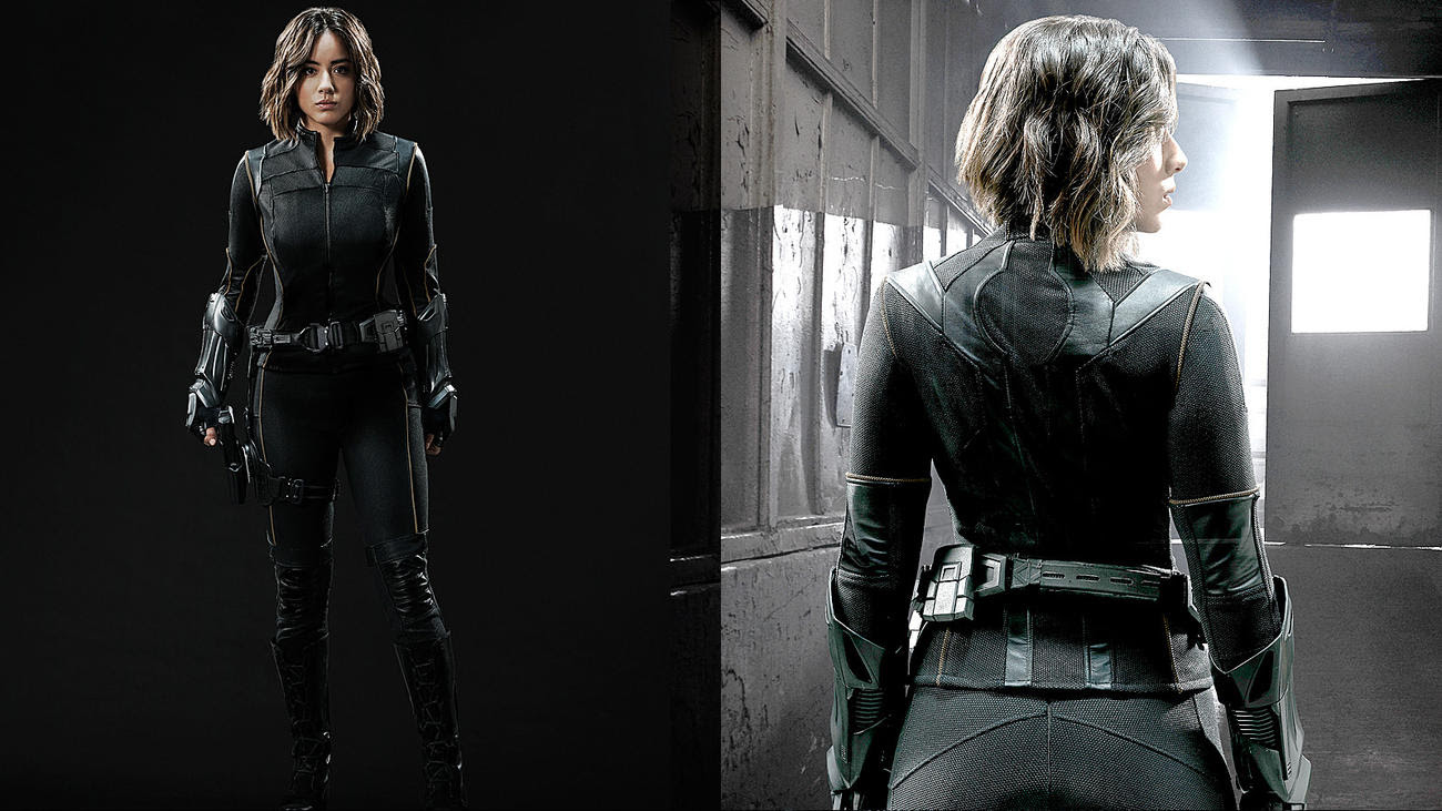 Agents Of Shield First Look At Chloe Bennet As Quake In Season 3