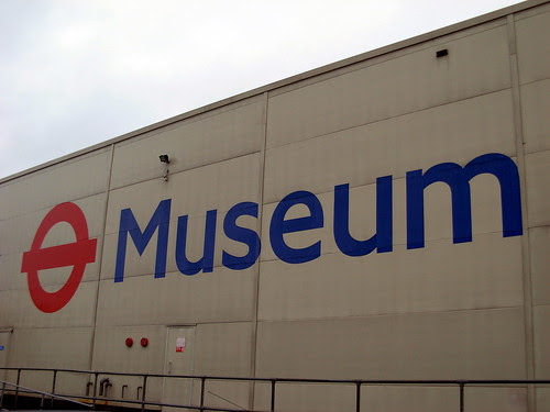 Museum (depot) by darquati