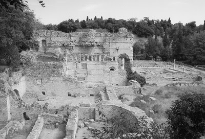 Roman ruins @ Ciminez