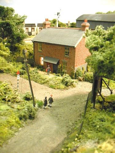 Fisherton Sarum cottage