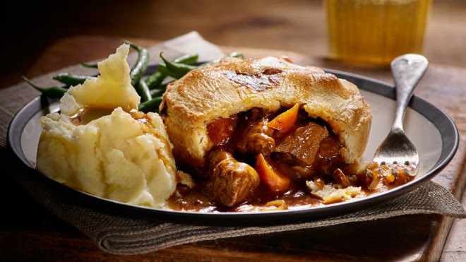 Beef & Ale Pie Recipe - Booths
