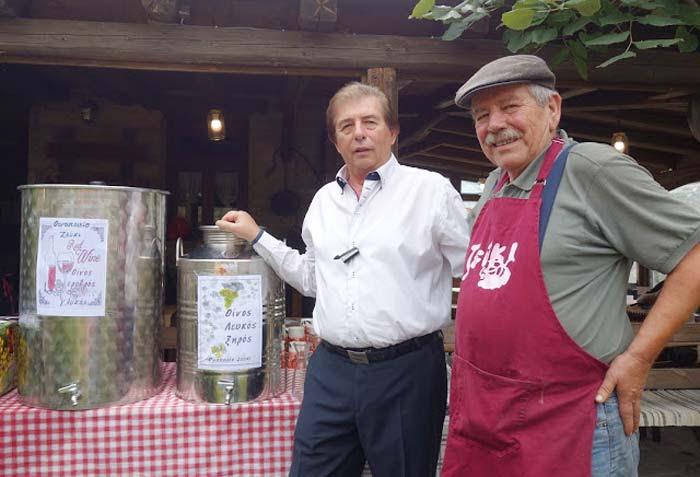 Άρτα: Γιορτή κρασιού την Κυριακή 6 Οκτωβρίου στο «ζεύκι»